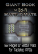Giant Book of Sci-Fi Battle Maps
